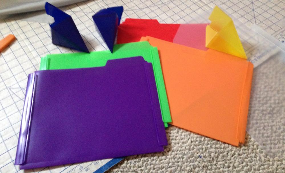 poly-folders