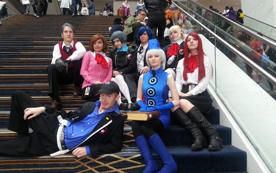 upcoming cons mikey does cosplay