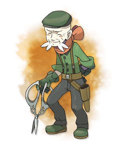 I kind of want to do an alternate younger version of him too and use my real hair/facial hair because despite the wierd-ass accent in the show, I maintain the headcanon that he is obviously an old Scottish groundskeeper who was a ginger before his hair turned white and who is voiced by Sean Connery and no one can convince me otherwise.