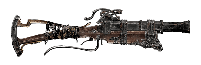 Another Blunderbuss (Bloodborne)