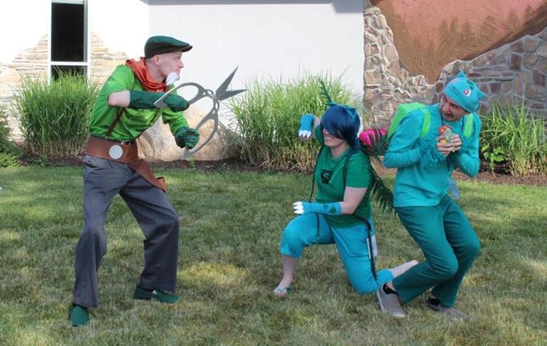 June Avatar Cosplay
