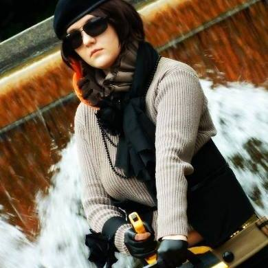 Another of my cosplay besties, I also met Salem at a TWEWY shoot (though not the same one as WOLF) and I now spend most of my con time with her because we've made a habit of doing related cosplays. It helps when pretty much all of your fandoms overlap.   Photo: Coco Adele (RWBY)