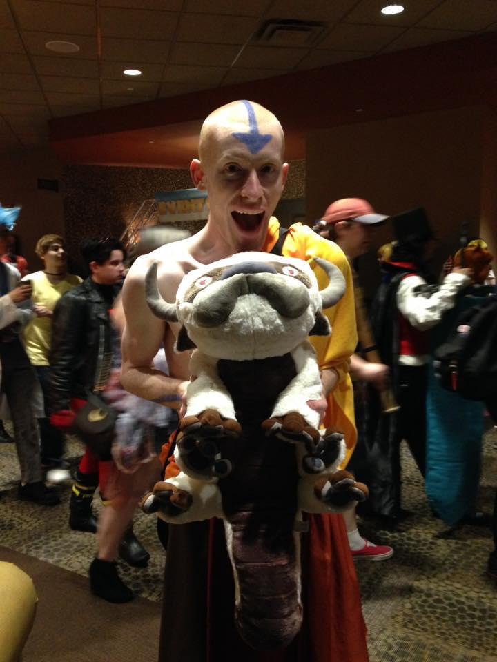 Aang Avatar: the Last Airbender