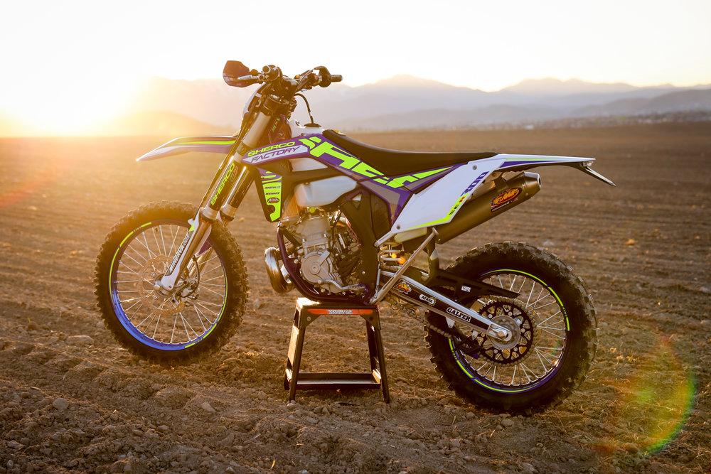 Win My Dirt Bike!