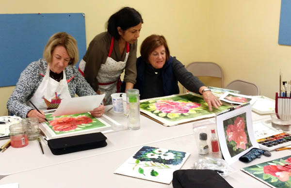 Arts Wayland-Cecilia Sharma Watercolor Workshop-12.jpg