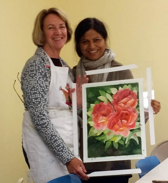 Cecilia Sharma and workshop participant - Arts Wayland 2016-lores.jpg