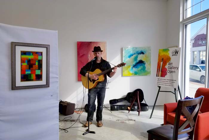 Greg Kane Acoustic Coffee house in the gallery.jpg