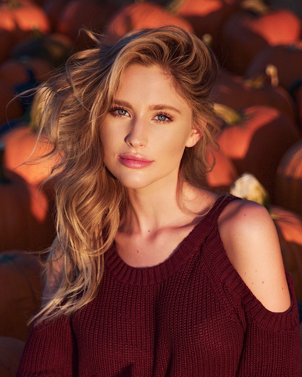 pumpkin patch photoshoot