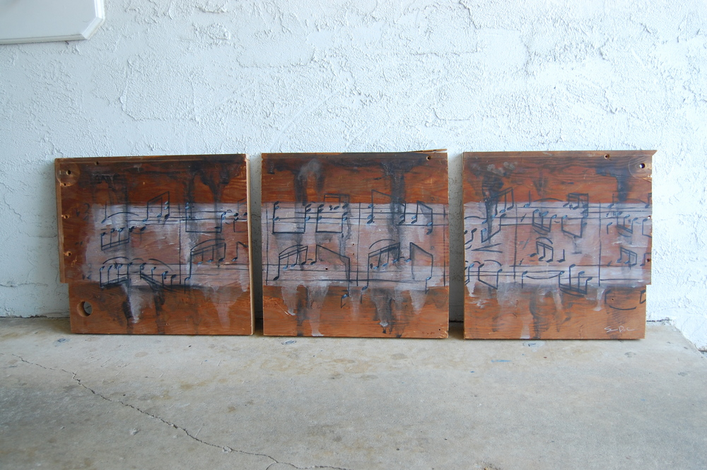 Solace (Triptych)