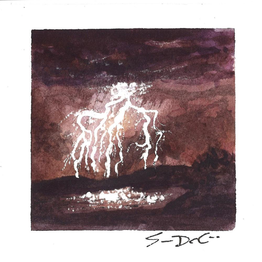lightning and rust