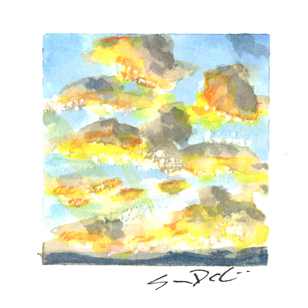 the sky sings III