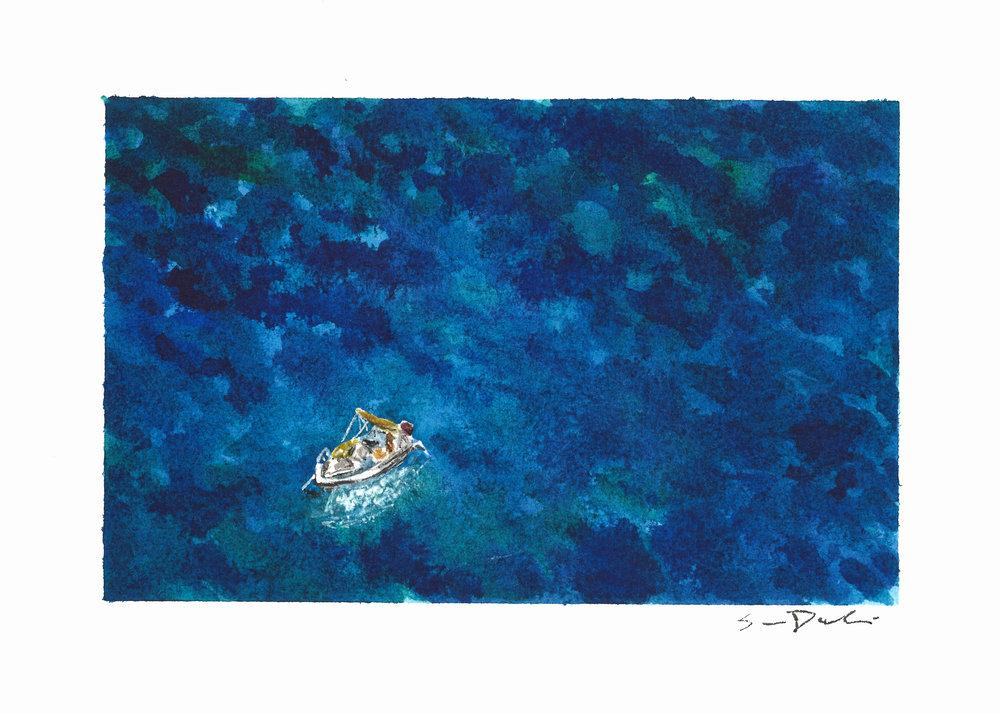 azure sea II