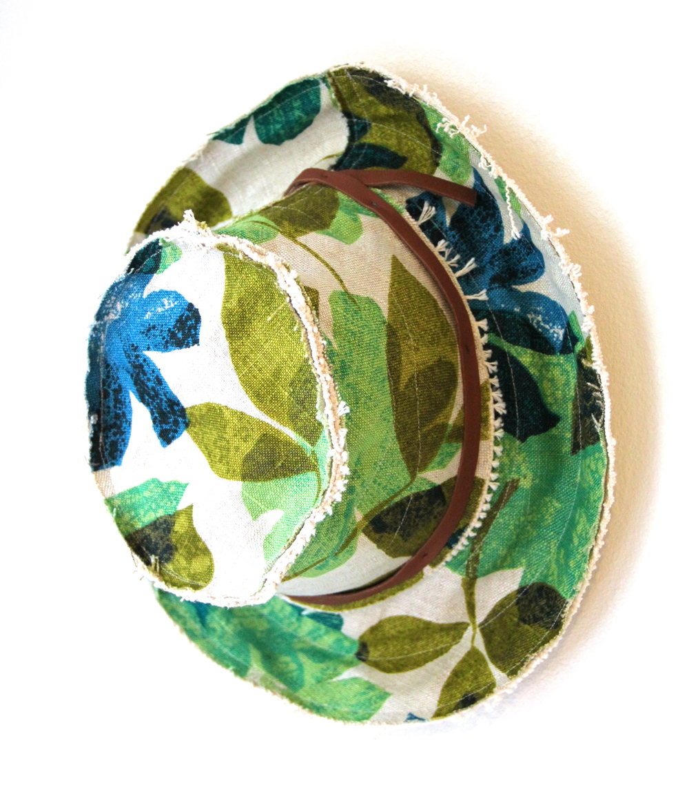 'Botanical' Sun 'n Shade Hat