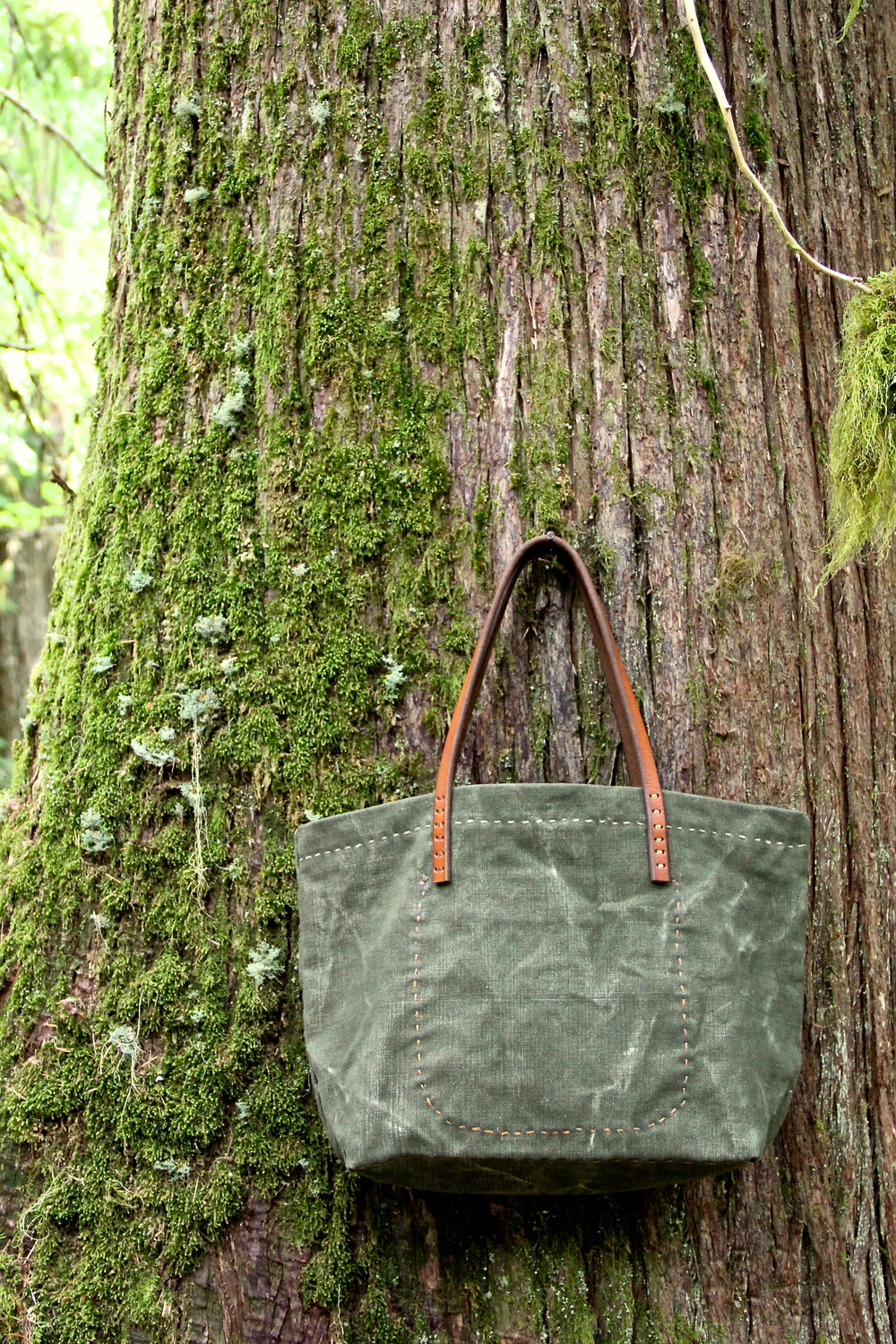 The Little Redwood Tote Bag