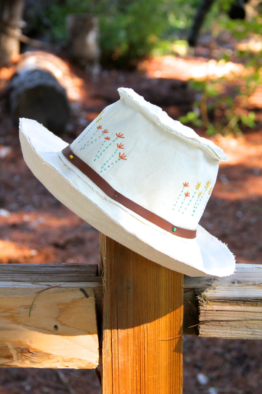 Sun 'n Shade 'Wildflower' Hat