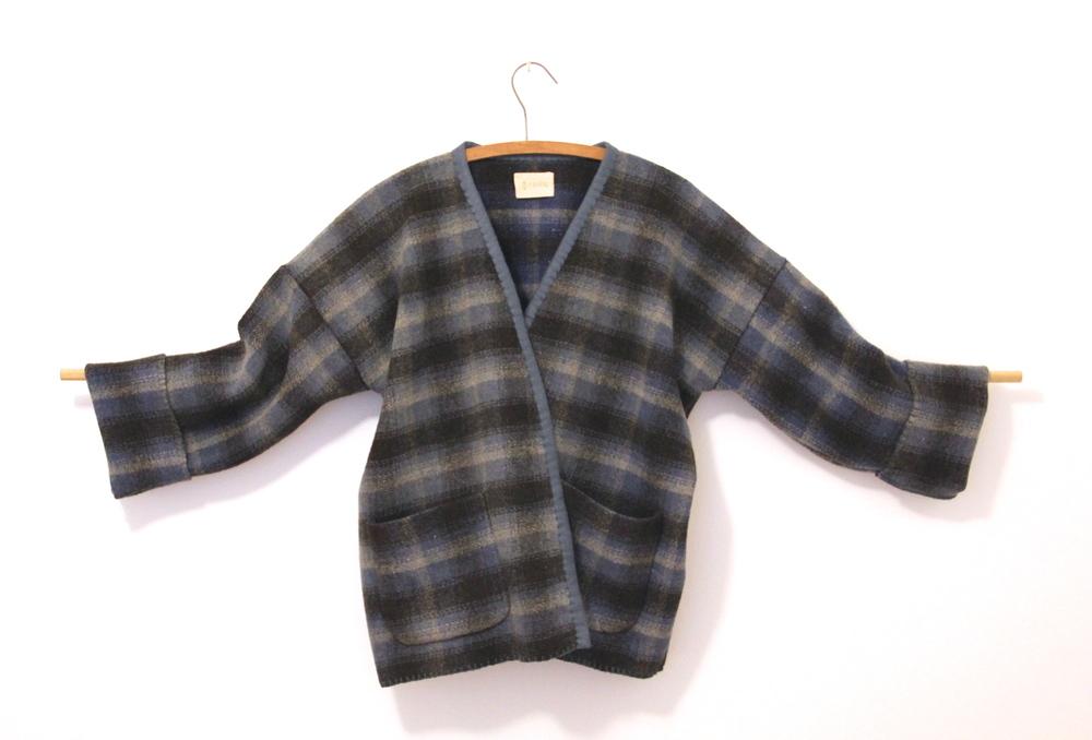 'wabi sabi' kimono ranch jacket