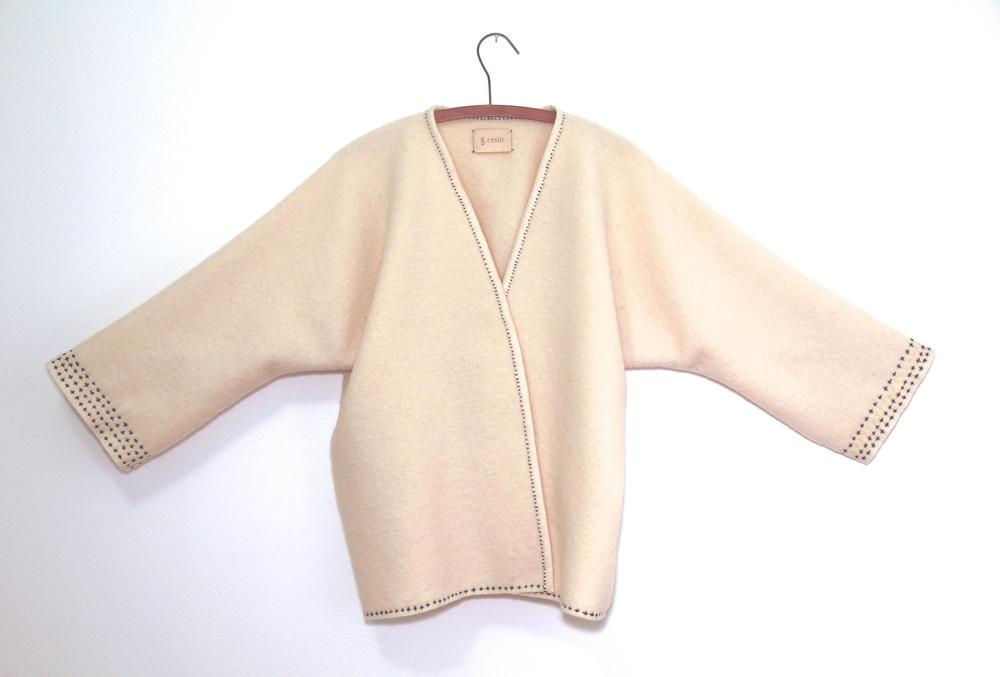 'la luna' kimono jacket