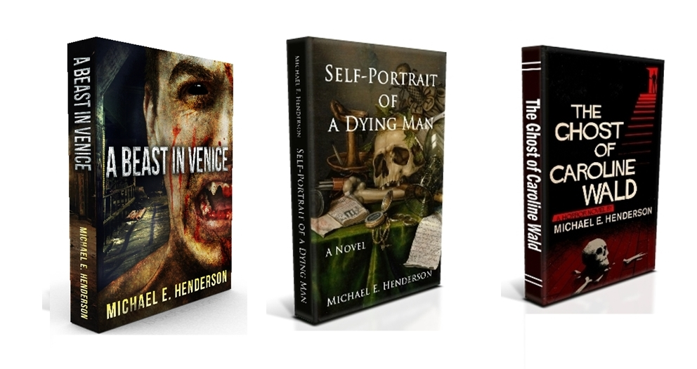 learn about mike's novels