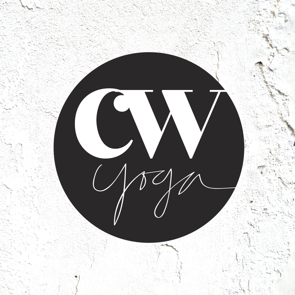 caroline williams yoga | brand suite
