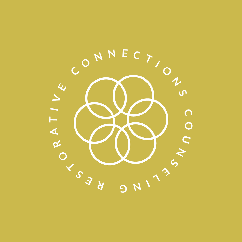 restorative connections | brand suite