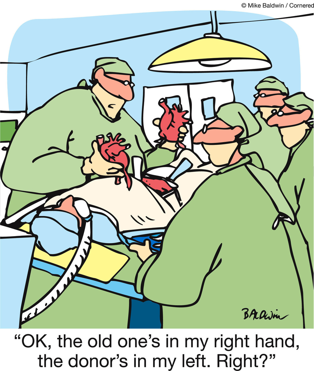 Surgical cartoons surgical cartoon funny surgical picture surgical - What Happens To Your Heart When It Remains Wide Open During A Surgery In Other Words How To Manage Critical Risks When Banks Go Through Core Banking