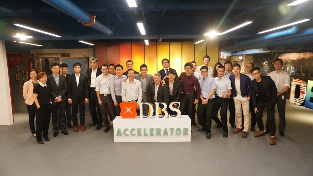 DBS Bank (Hong Kong) kicked off the second edition of DBS Accelerator at the Vault yesterday, with the selected FinTechs, partners, mentors and representatives of DBS Bank (Hong Kong) and Nest.
