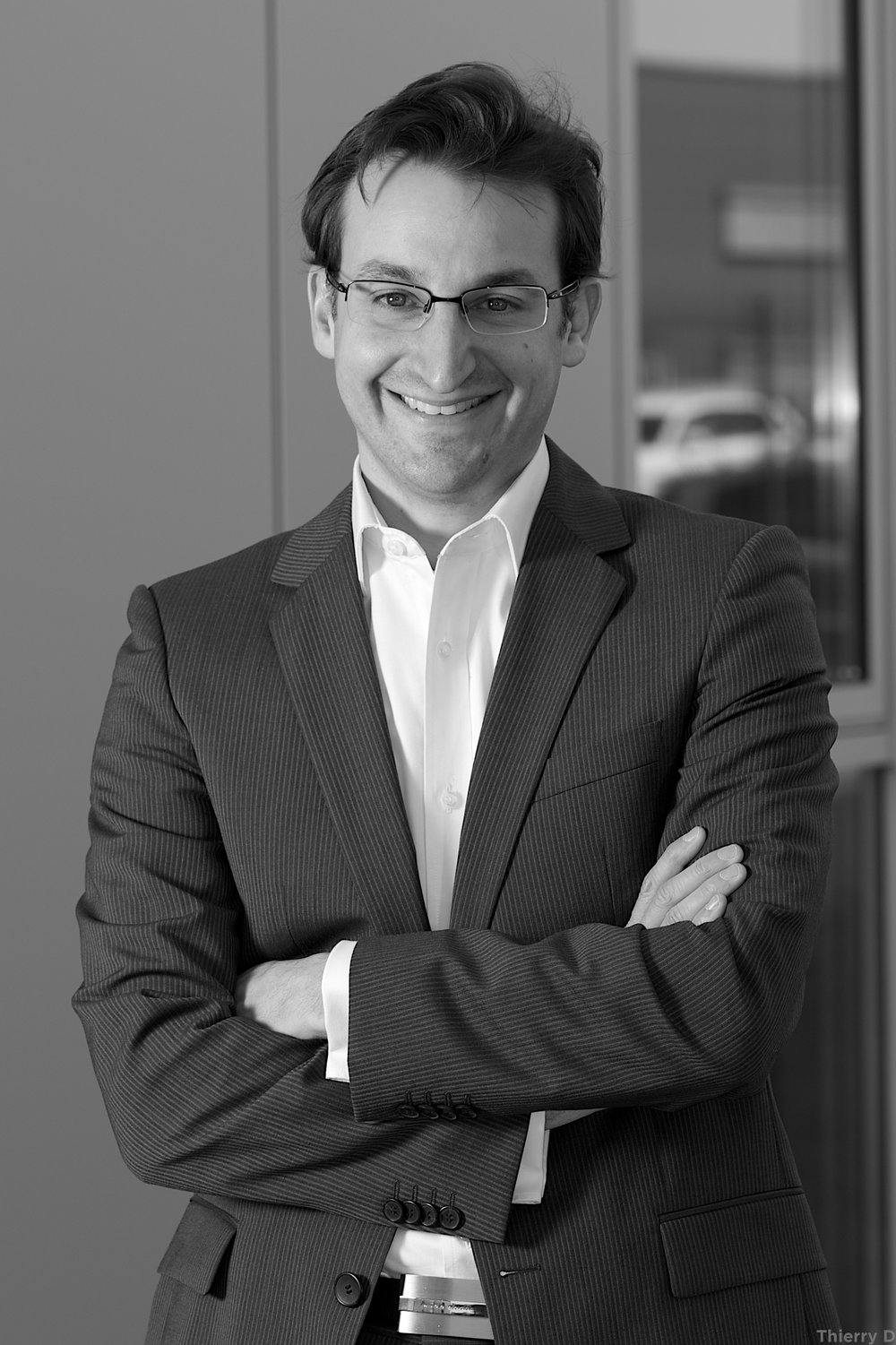 Raffael Maio, COO & Co-Founder NetGuardians