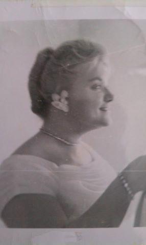 My beautiful mother, Karen Kauffman.