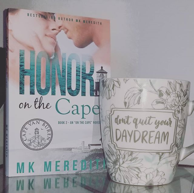 To find #HonorontheCape is the beginning of your happy ever after! #CapeVanBuren  #amreading #romance