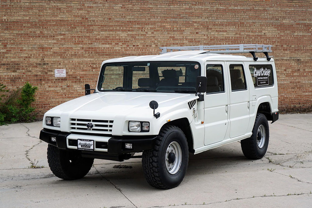 Here's Why the Toyota MegaCruiser is the Worlds Greatest 4x4 -