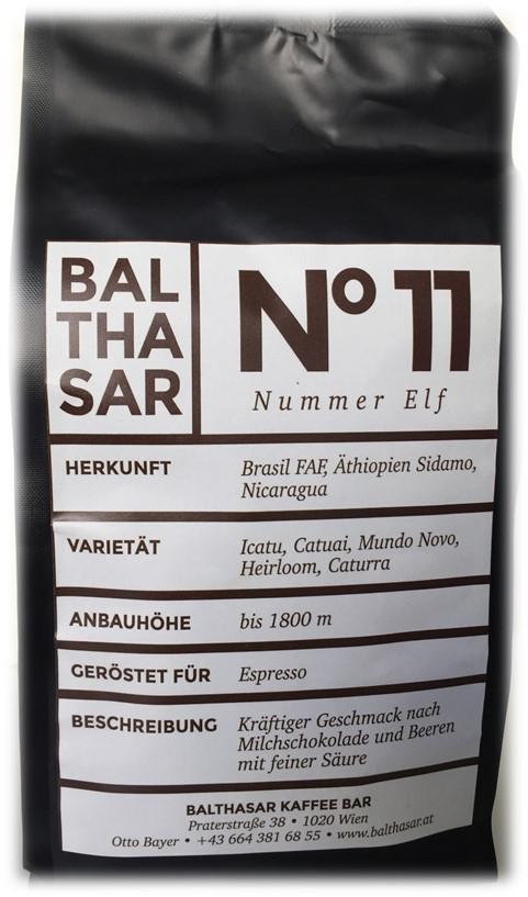 Balthasar Kaffee im Schönbergers