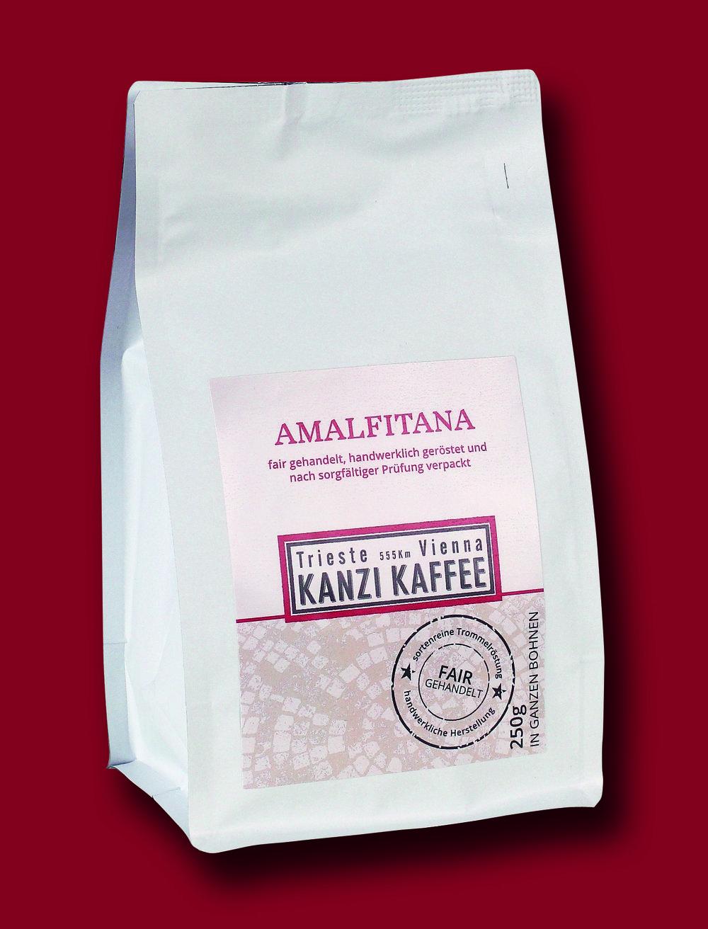 Kanzi Kaffee Amalfitana Schönbergers