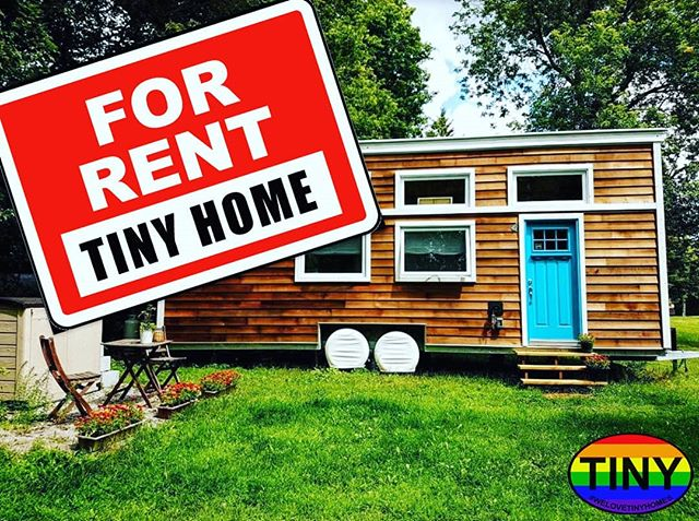Thinking of renting out your #vacation #tinyhome? Check us before you do for some tips and coverage.  #wednesdaywisdom #vacationtinyhomes #vrbo #airbnb #tinyhomeinsurance #tinyhousenation #tinyhousemovement #getawayhouse #shorttermrentals #sharingeconomy #welovetinyhomes