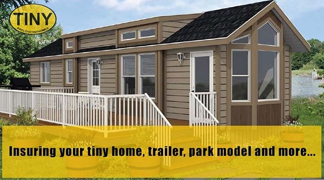 Don't fret about insurance for your home...get covered today.  Click link in profile for more details. 👍  #tinyhomeinsurance #tinyhomes #rvinsurance #traveltrailers #parkmodels #parkmodellife #tinyhouses #tinyhouseonwheels #manufacturedhomes #easypeasy  #greatrates #tinyhousenation #homeiswhereyouparkit #tinyhouseswoon