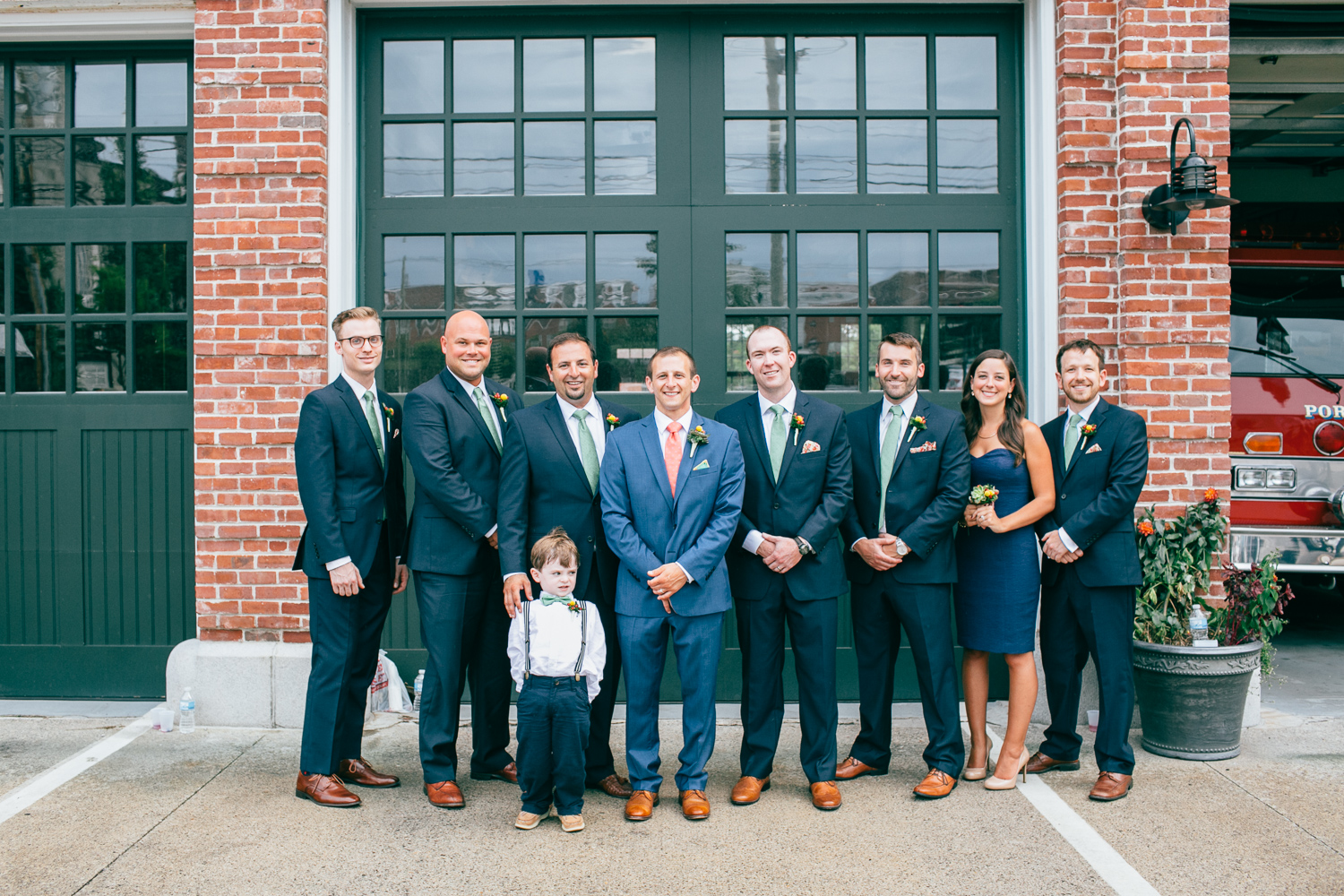 Amanda + Colby\'s Colorful New Hampshire Wedding // Portsmouth NH ...