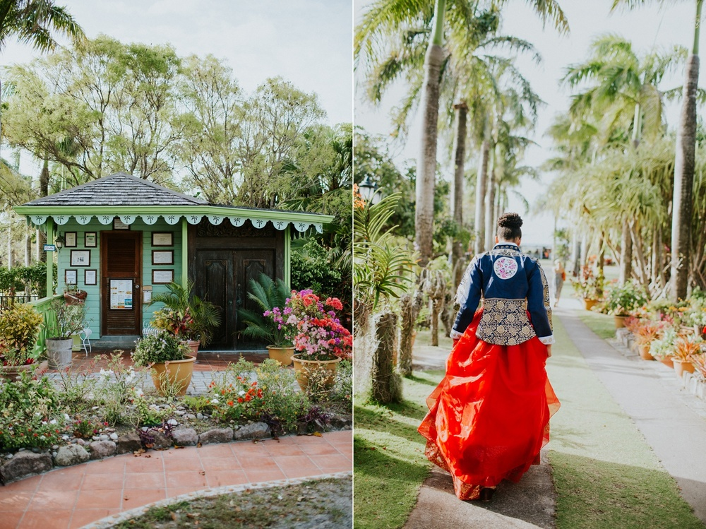 Celeste + Chris's Destination Wedding in Nevis, West Indies Korean Ceremony_0012.jpg