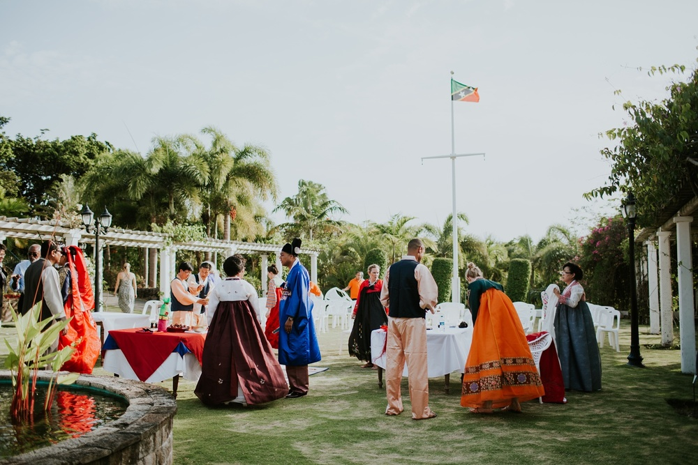 Celeste + Chris's Destination Wedding in Nevis, West Indies Korean Ceremony_0028.jpg