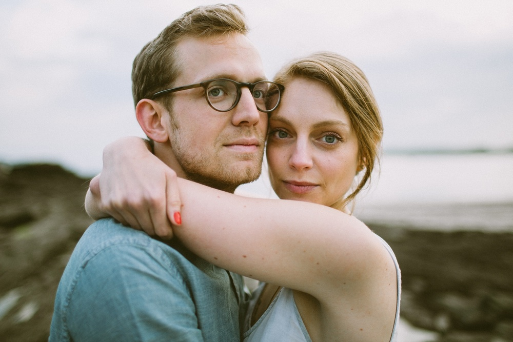 Engagement Photos at Eventide Oyster Bar + Kettle Cove, Maine_0021.jpg