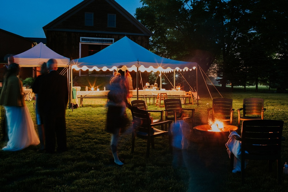 Intimate New Hampshire Brewery Wedding