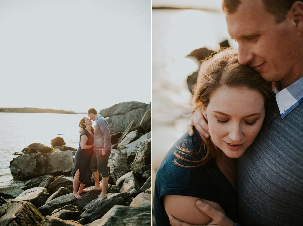 Portland Maine Engagement Photographer