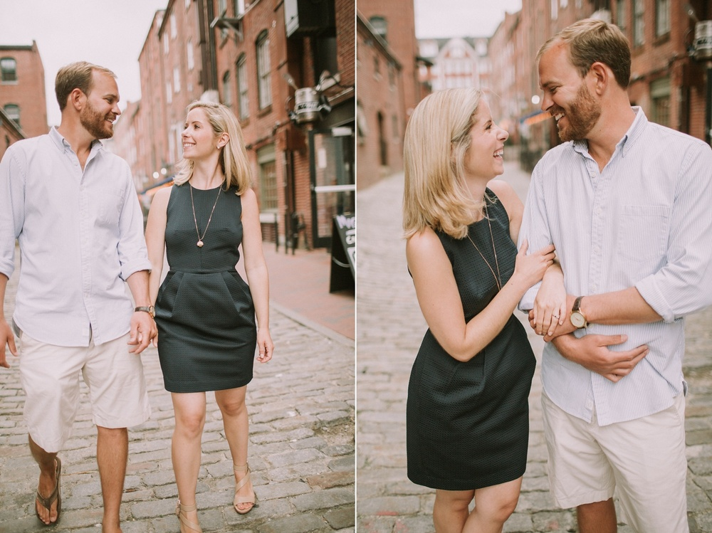 Portland Maine Engagement Photographer
