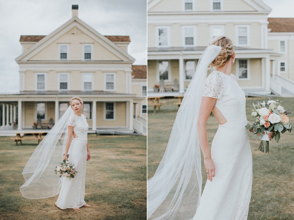 Laudholm Farm Wedding | Maine Wedding Photographer | Jamie Mercurio Photography