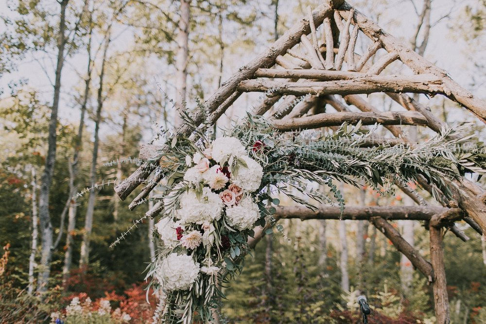 Hidden Pond Kennebunk Maine Wedding