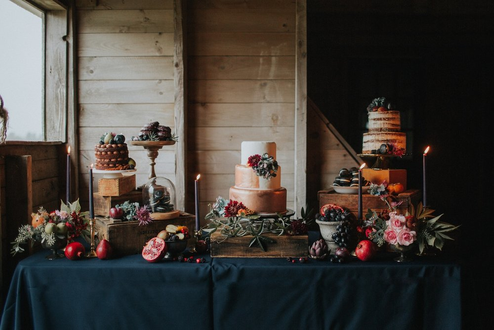 Maine wedding inspiration