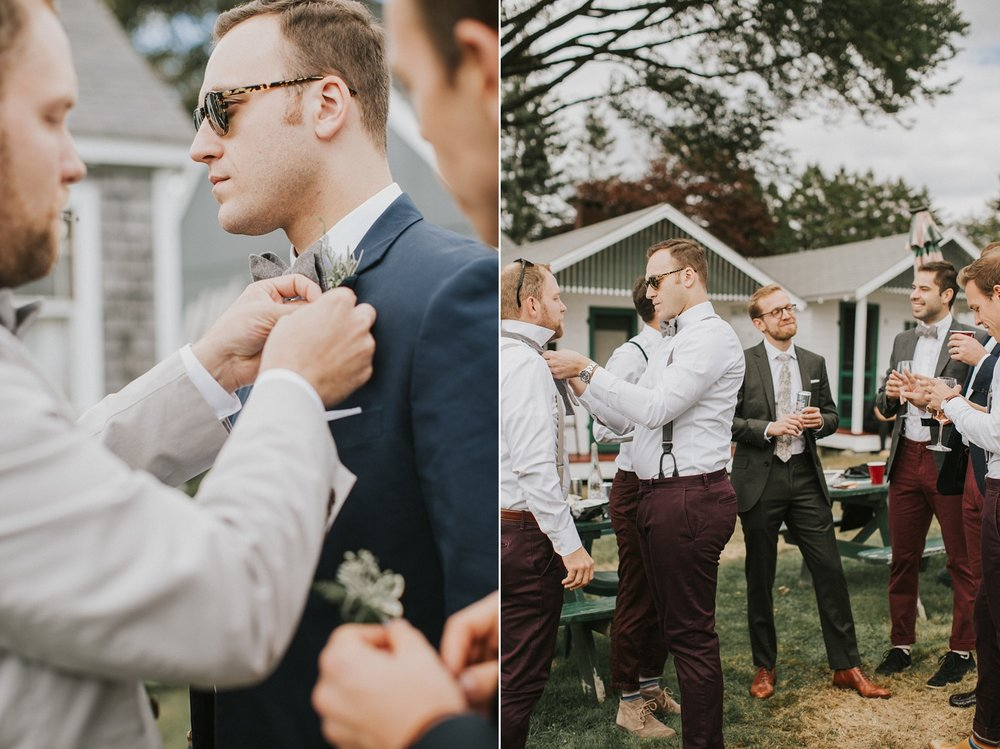 maine documentary wedding photographer