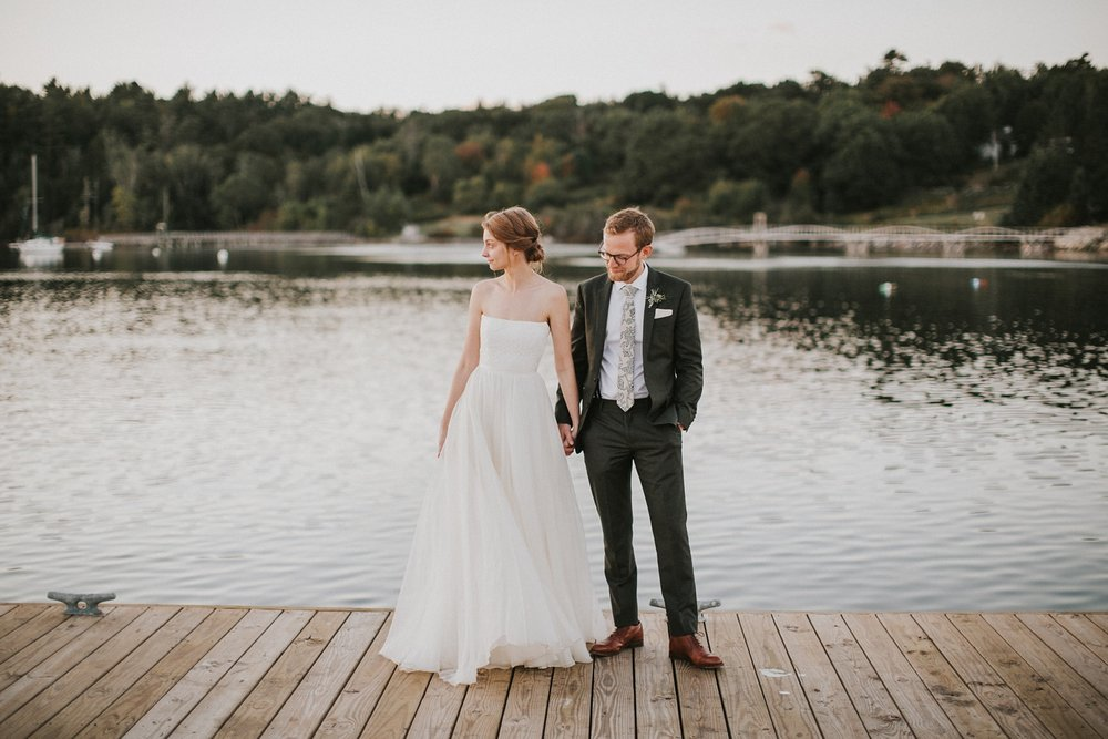 midcoast maine wedding photographer