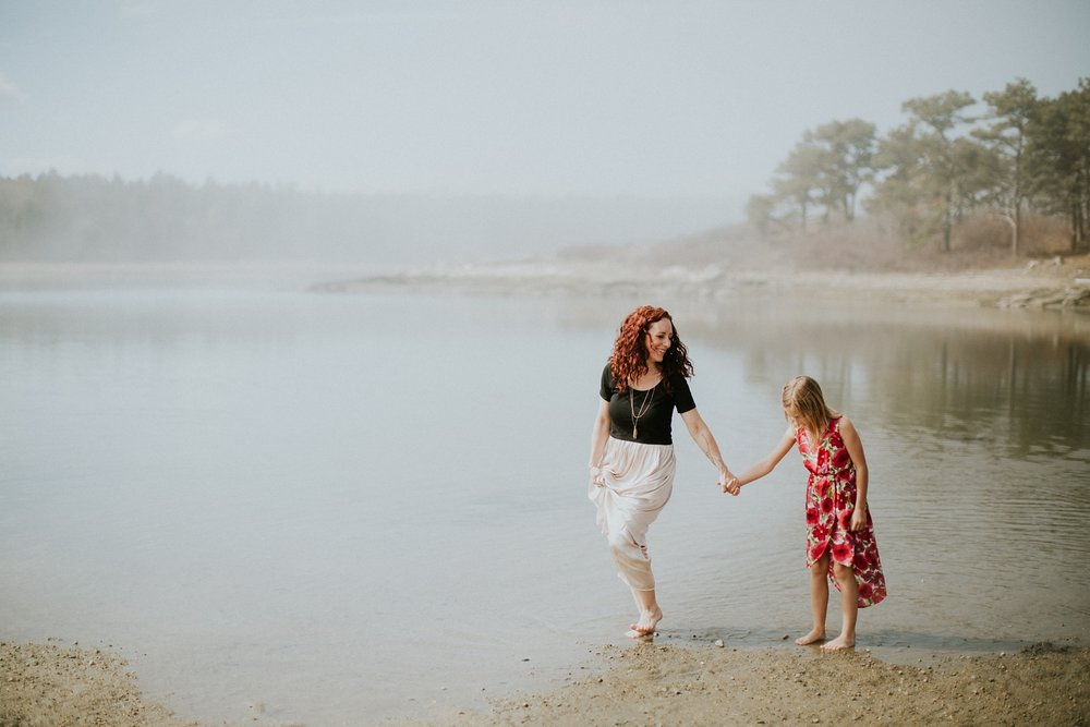 maine fine art family photographer