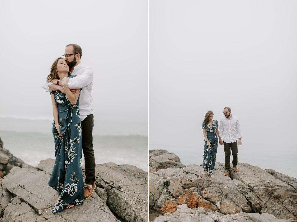 Ogunquit Maine, Engagement photographer Beach Engagement