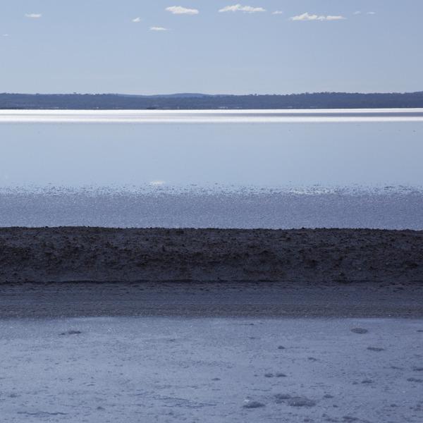 Salt lake, 2009