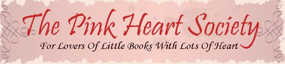 Check out THE PINK HEART SOCIETYblog to catch up with your fave romance authors! Shameless Plug: I blog there on the 23rd of every month.